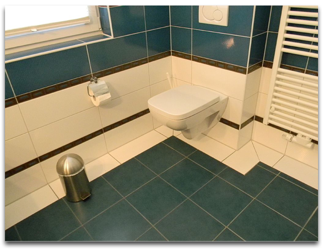 WC im Bad 1